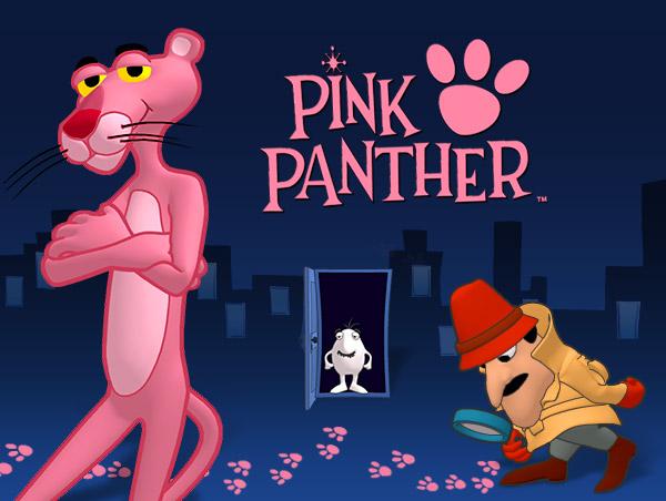 rosa panter slots